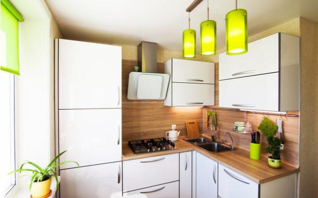 Inspiração: cozinhas pequenas
