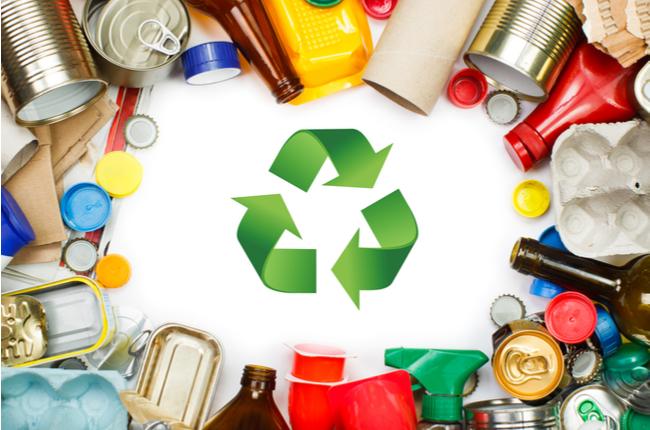 Você sabia que estes materiais são recicláveis?