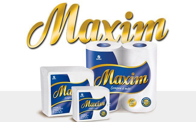Maxim: mais praticidade para o seu dia a dia