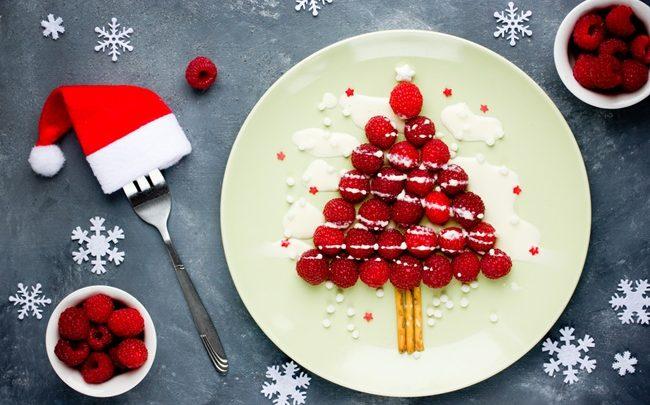 Sobremesas para o Natal