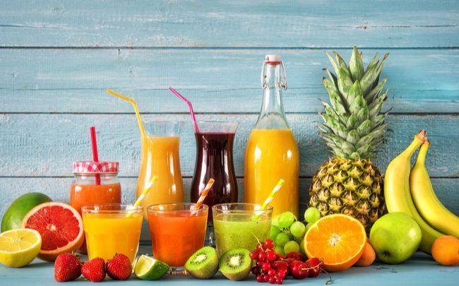 Você sabe a diferença entre suco, néctar e refresco?