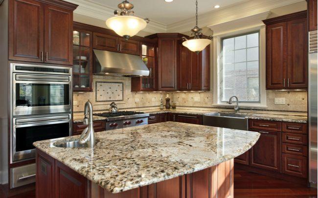 Granito na cozinha - SEPAC