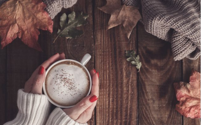3 bebidas quentes para a chegada do inverno - SEPAC
