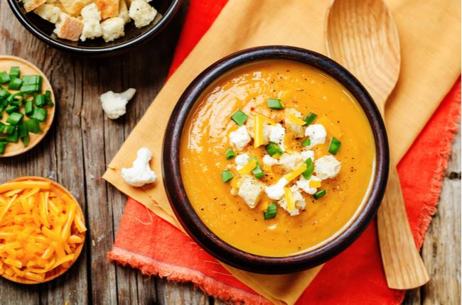 3 sopas aconchegantes e deliciosas para os dias frios - SEPAC