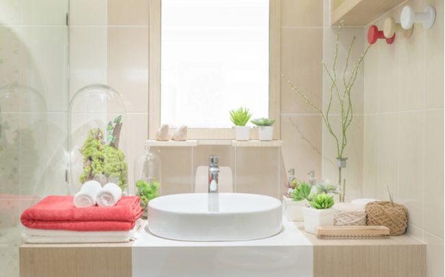 Inspirações bancadas incríveis para banheiros - SEPAC