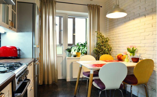 4 dicas para organizar cozinhas pequenas - SEPAC