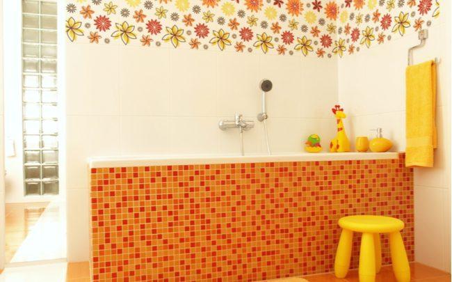 Banheiro infantil: como decorar - SEPAC