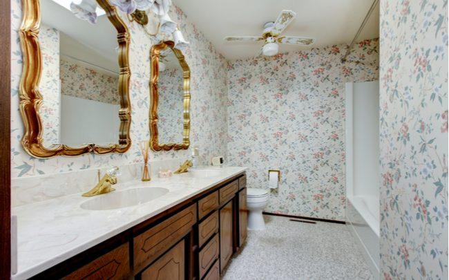 Banheiro vintage - como ter o seu - SEPAC