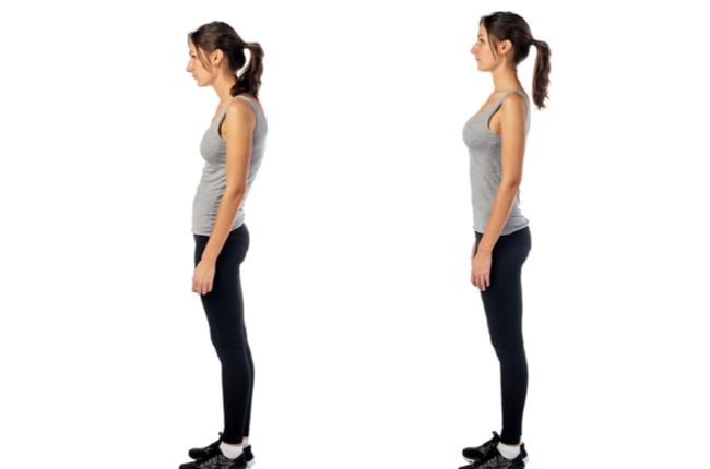 Pilates ajuda a corrigir a postura