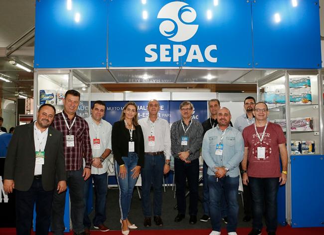 SEPAC na XVI Convenção da Central de Compras - SEPAC