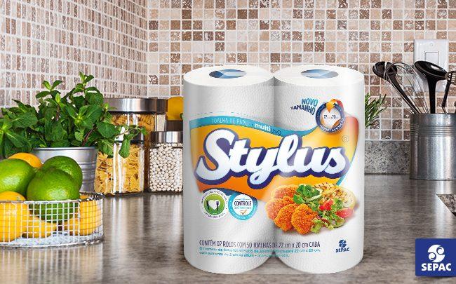 Stylus - mais comodidade e praticidade para sua cozinha - SEPAC