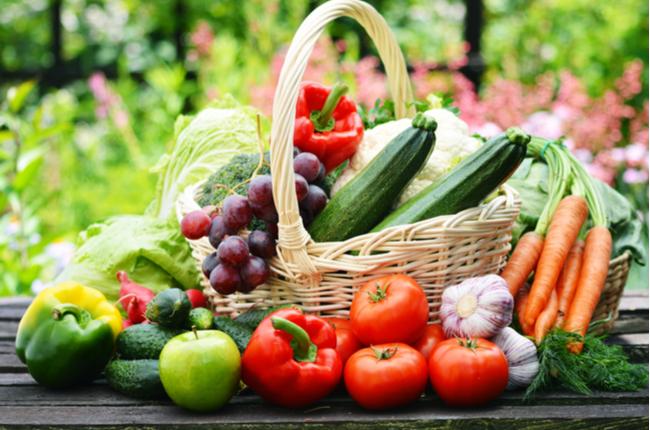 Alimentos orgânicos: como identificar