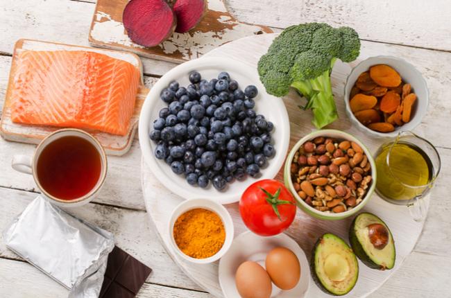 Alimentos que estimulam a produtividade