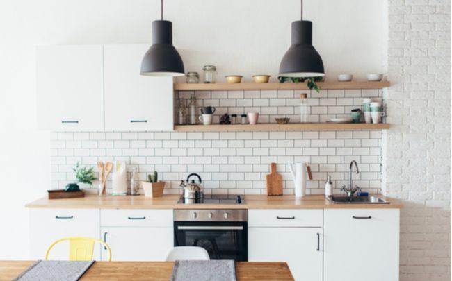 Como manter a cozinha limpa e organizada
