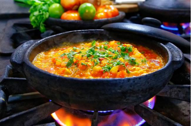 Gastronomia nordestina da caatinga