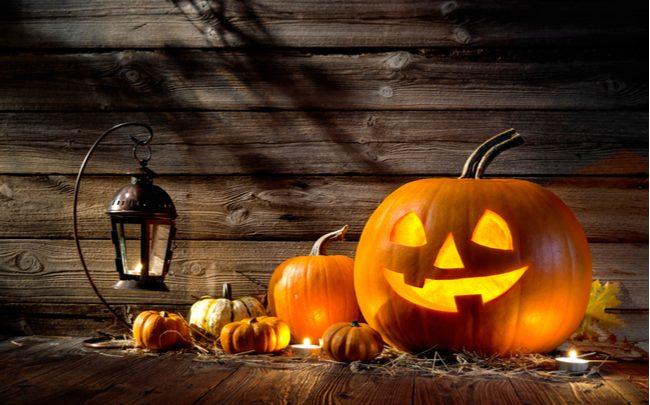 Halloween a origem da data