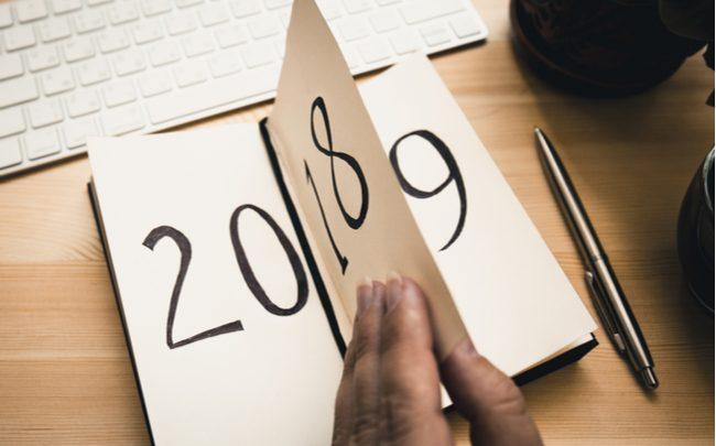 5 passos para planejar os objetivos de 2019
