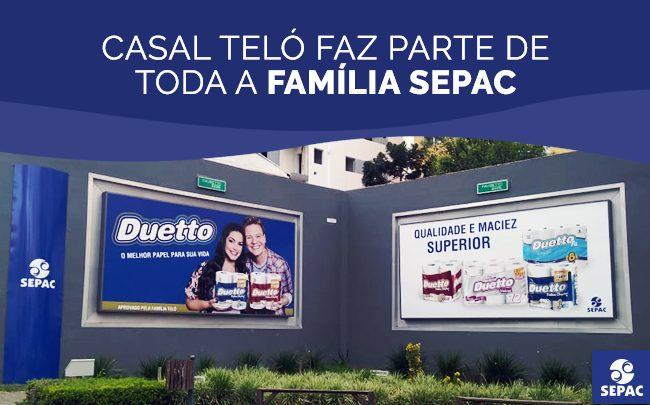 Família Teló e Sepac