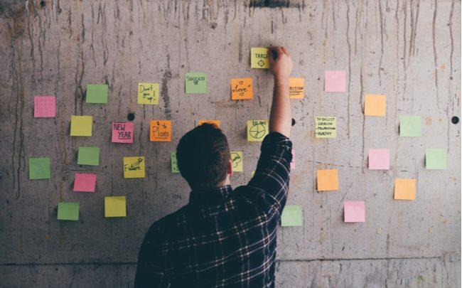 Mapear os objetivos de carreira aumenta a possibilidade de sucesso