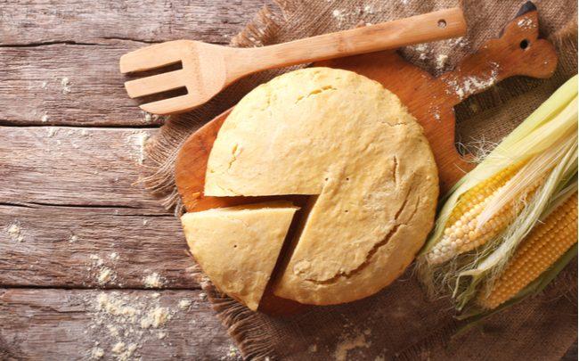 Broa de milho em 3 passos fáceis- SEPAC