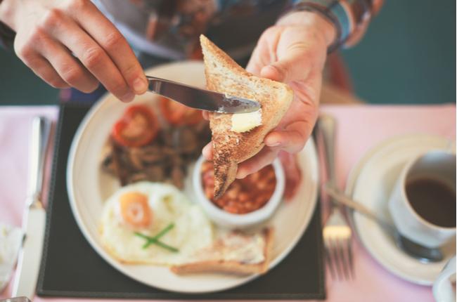 Como montar uma mesa de café da manhã - SEPAC