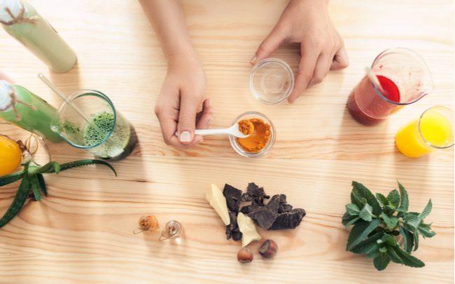 Cuidados básicos para fazer cosméticos naturais em casa - SEPAC