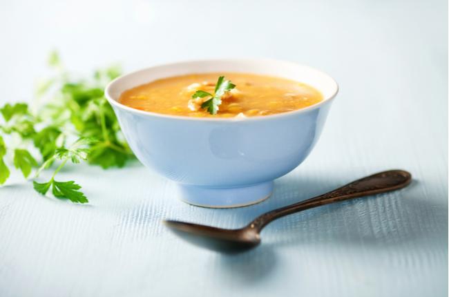 Dicas para uma alimentação saudável no outono - Sopas - SEPAC