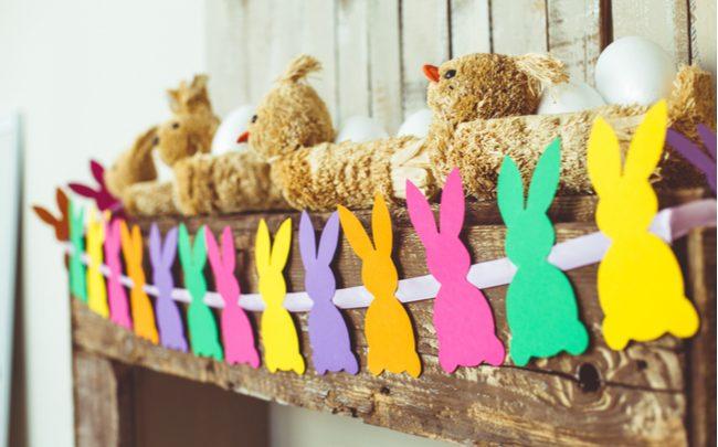 3 decorações de Páscoa para fazer em casa - SEPAC