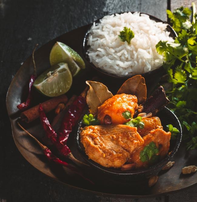 Curry Massaman  - SEPAC