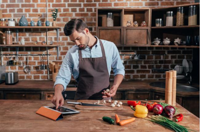 Dica para cozinhar melhor - Busque informações - SEPAC