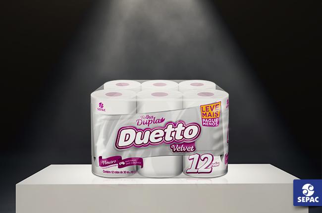 Duetto Velvet - SEPAC