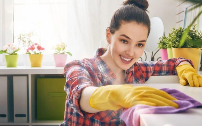 Faça seu próprio desinfetante natural para limpezas gerais - SEPAC