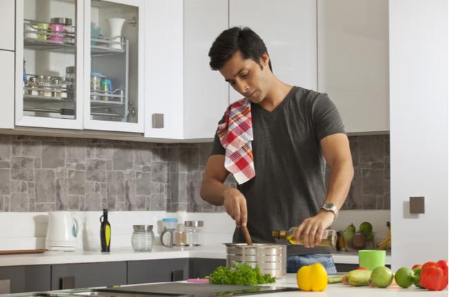 Guia para iniciantes na cozinha: dicas e instruções