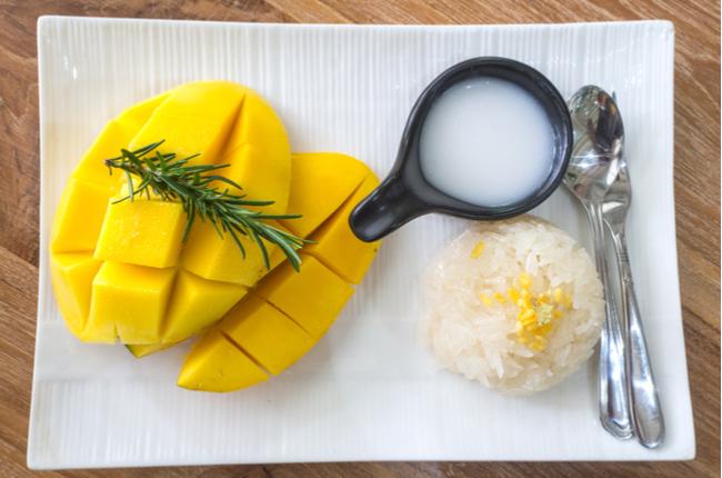 Mango Sticky Rice - SEPAC