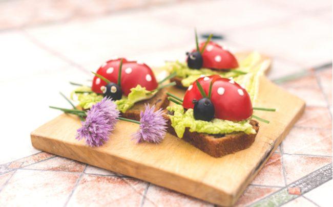Dicas e ideias de decoração de comidas - SEPAC