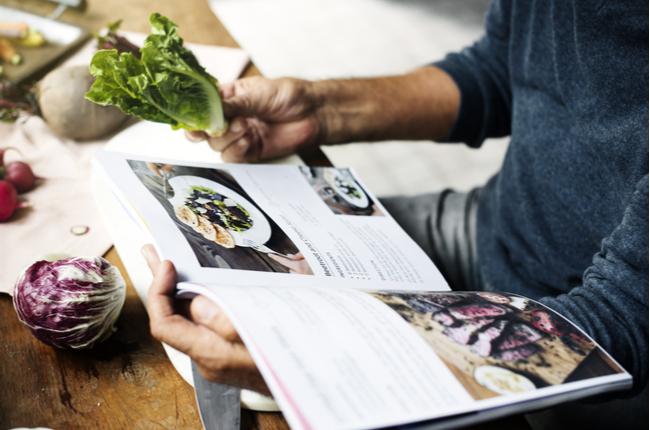 Melhores livros de receitas veganas e vegetarianas