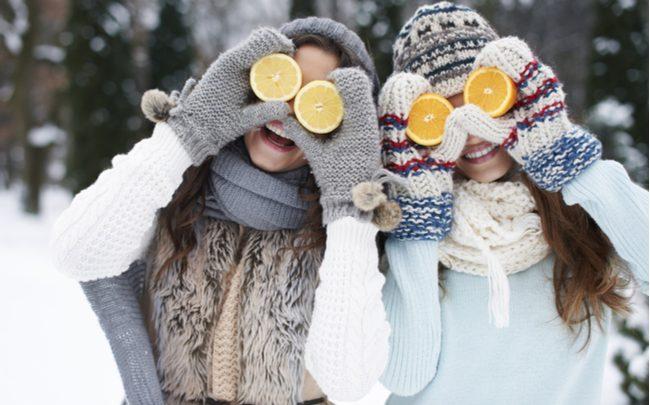 Benefícios das frutas típicas do inverno - SEPAC