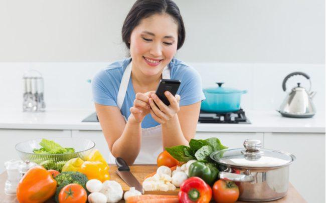 Aplicativos para quem ama gastronomia - SEPAC