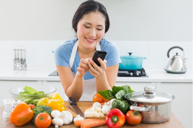 Aplicativos para quem ama gastronomia