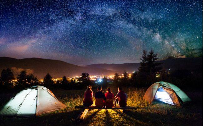 Dicas para quem vai acampar pela primeira vez - SEPAC