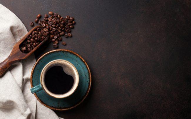 Pratos preparados com café - SEPAC