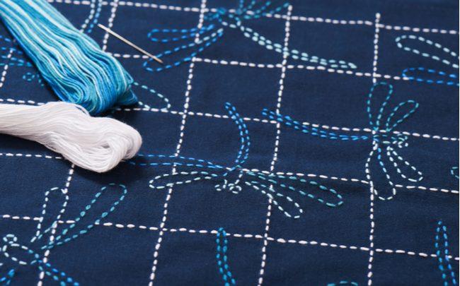 Técnica japonesa para costurar roupas - SEPAC