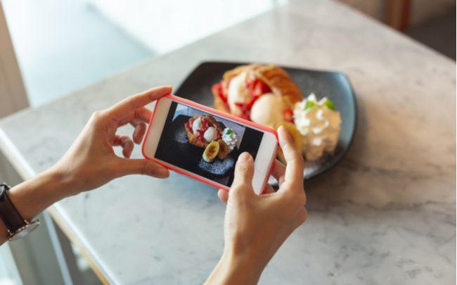 Dicas para deixar as fotos dos seus pratos mais bonitas - SEPAC