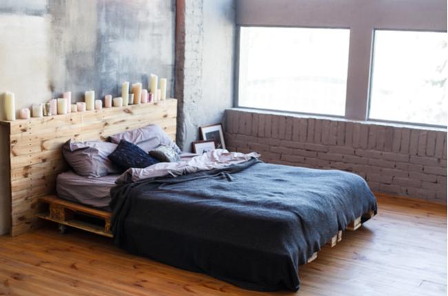 Como fazer sua cama de palete