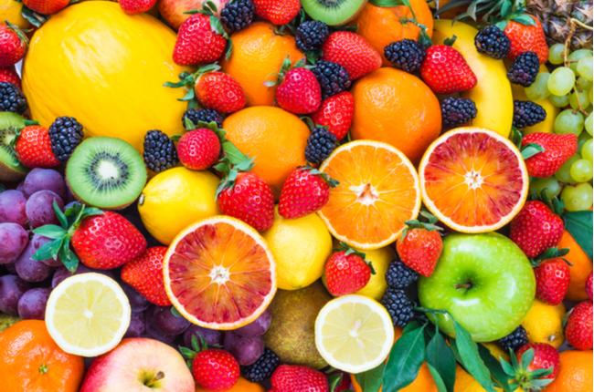 Os benefícios de comer frutas todos os dias
