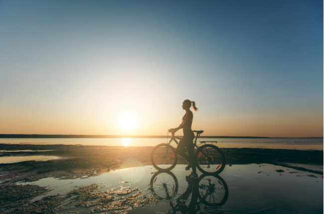 5 motivos para você andar de bicicleta