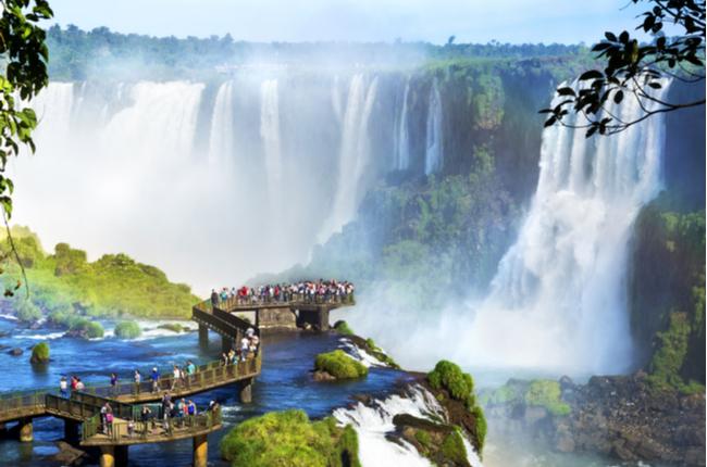 Cataratas do Iguaçu: uma das Sete Maravilhas da Natureza