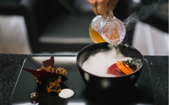 Gastronomia molecular - a ciência dos alimentos - SEPAC