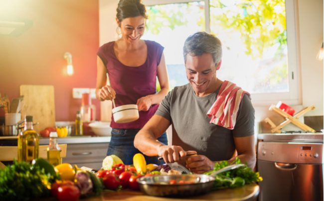 9 passos para uma alimentação saudável-SEPAC