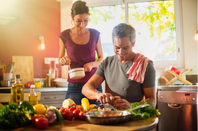 9 passos para uma alimentação saudável